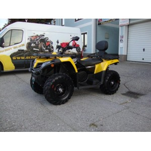 CForce 450 L EFI 4×4 Sunshine Edition EPS